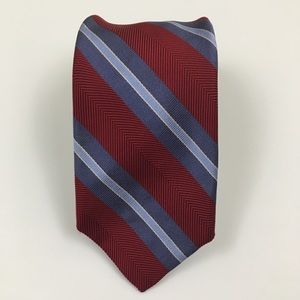 Robert Talbott Rush Wilson striped neck Tie